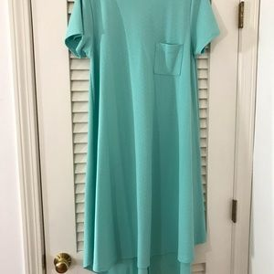 Lovely mint green Carly XL!